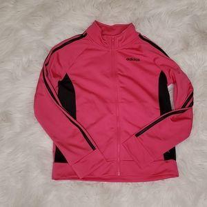Adidas NWT Girls Tricot Event Jacket L (14)